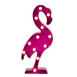 Flamingo lumineux - à l'unité