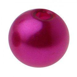 Perles avec trous - 50 unités