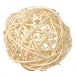 Assortiment boules Rotin - 10 unités