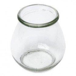 Vase / Photophore rond