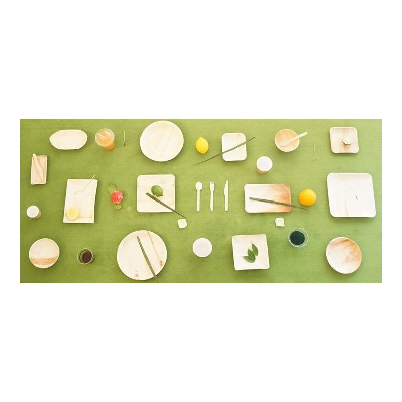 BOX Ecofriendly - Ecologique & Biodégradable - 10 personnes