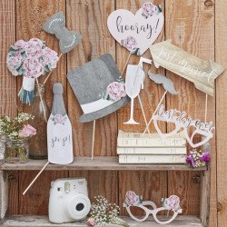 Photobooth Vintage Romantique