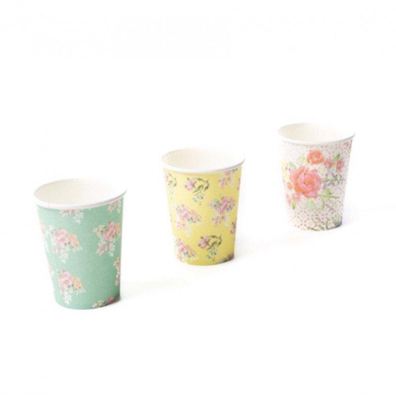 Gobelet tea-time (x8)