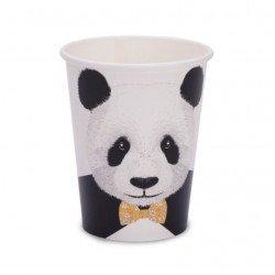 Gobelets Panda (x8)