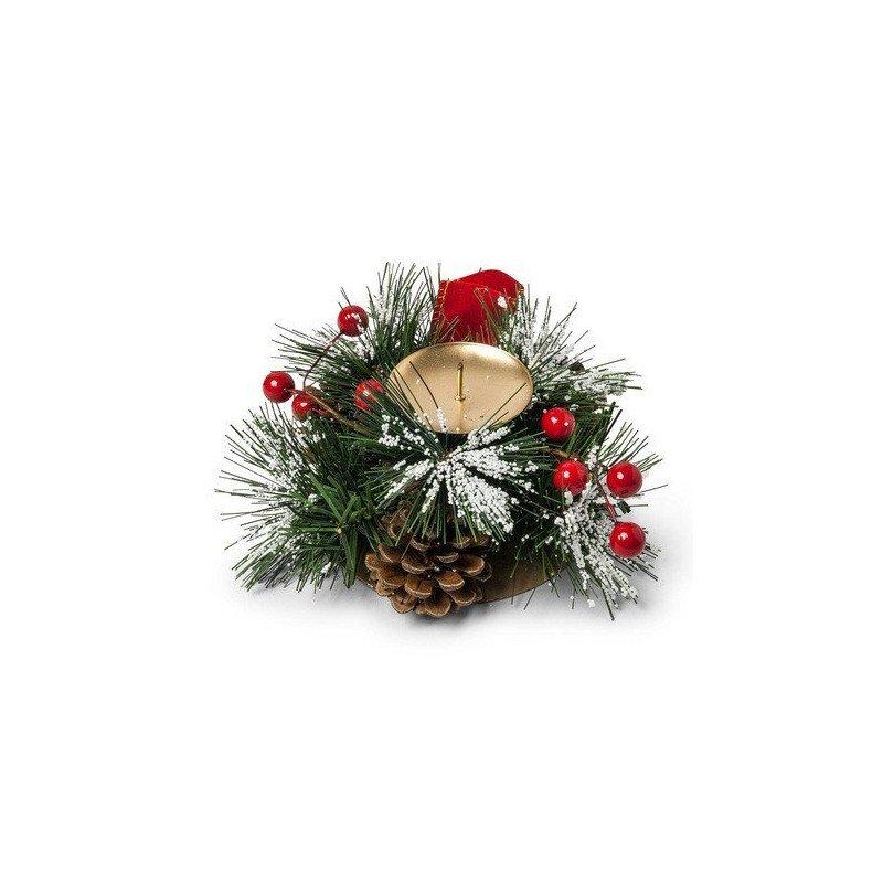 Bougeoir Traditionnel Noël
