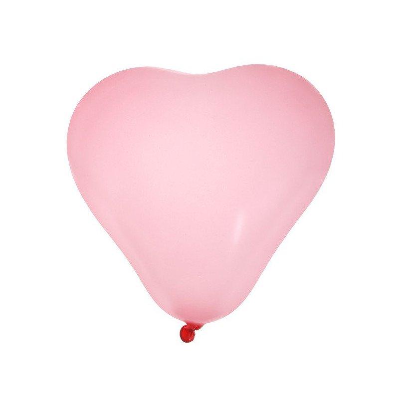 Ballons grappe de cœurs - vendu par unité de ballon