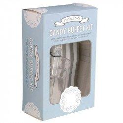 Kit pour candy bar