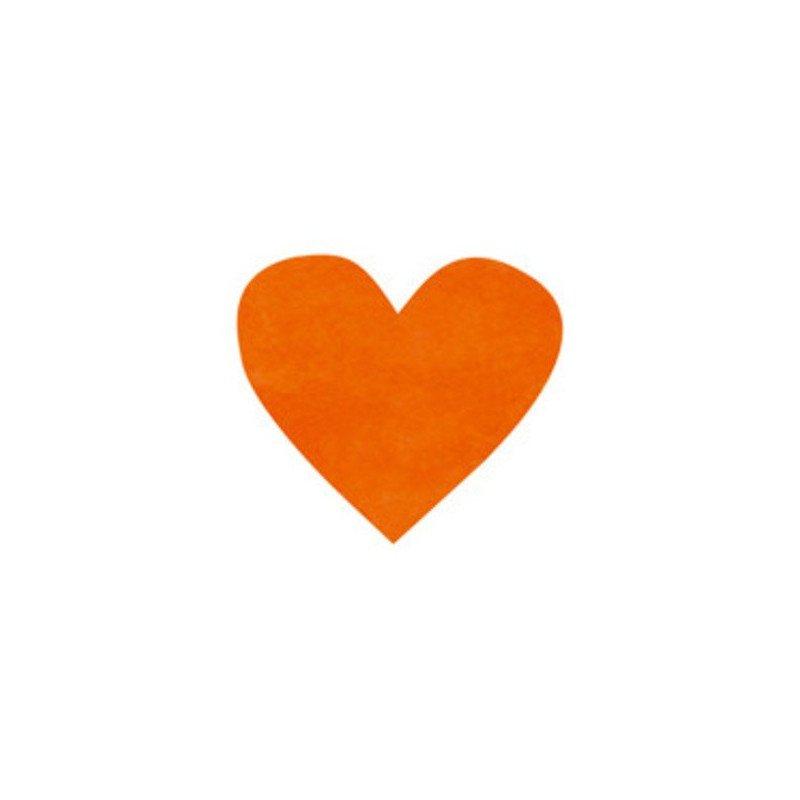Confettis Coeur guirlande