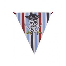 Banderole Pirate 3 M