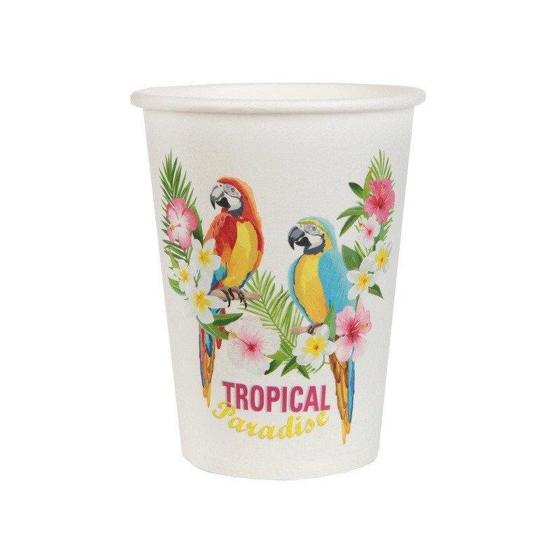 Gobelets tropicaux
