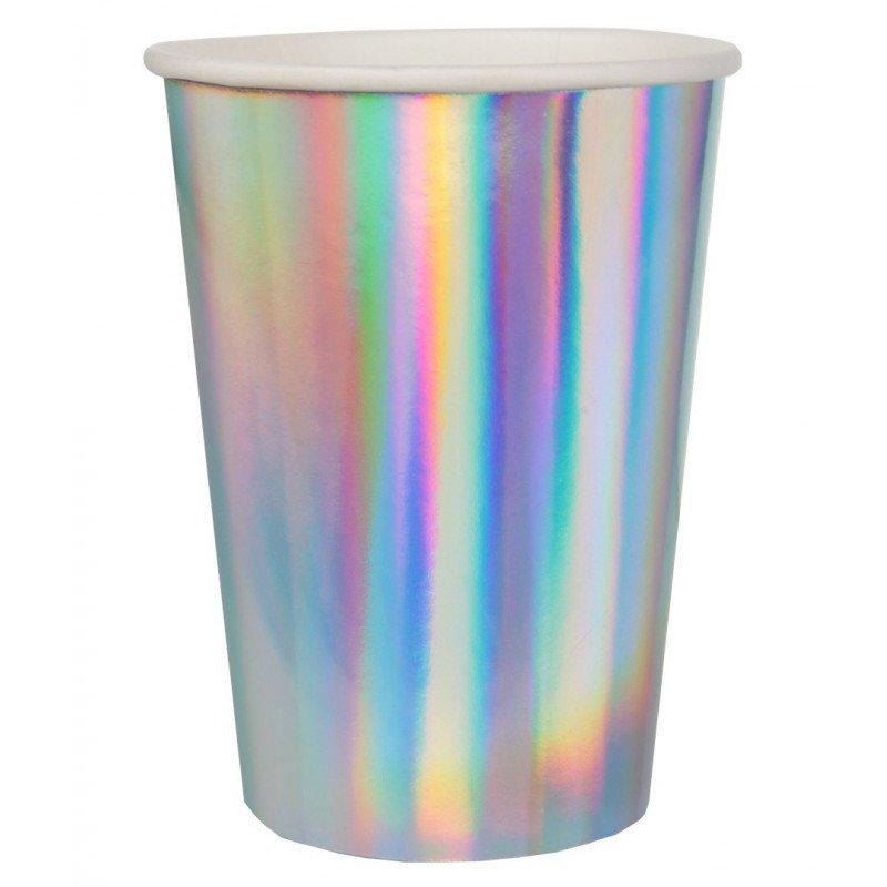 Gobelets holographiques