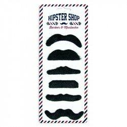 Moustaches adhésives