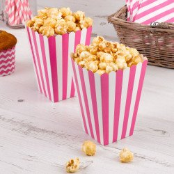 Pots à Pop Corn (x8)