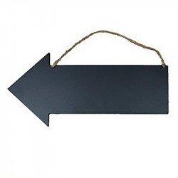 Flèche noire ardoise