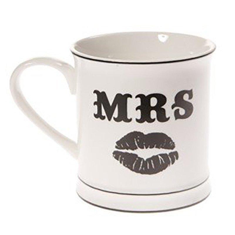 "Mug ""Mrs lèvres"""