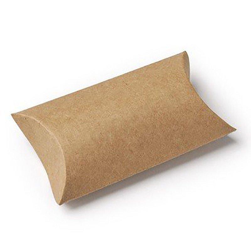 Boîte pour dragée kraft (x10)