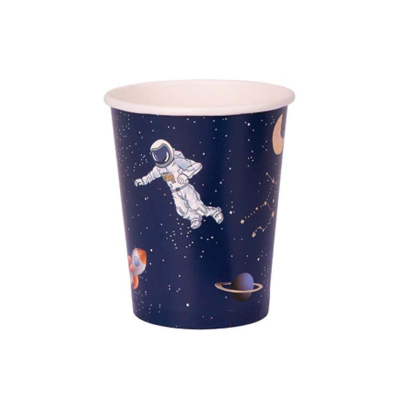 Gobelets astronautes