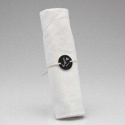 6 ronds de serviette marque-places