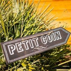"""Flèche directionnelle """"Petit Coin"""""""