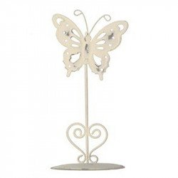 Porte-nom de table papillon