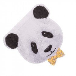 lot 16 serviettes panda
