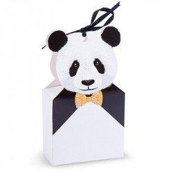 Contenants Panda (x8)
