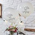 Ballons pour mariage