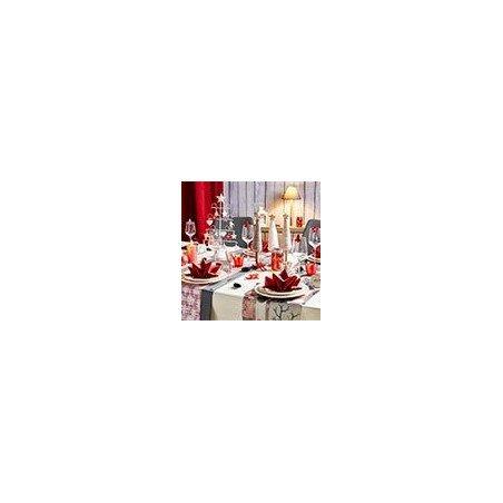 Accessoires de table de Noël